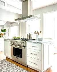 kitchen islands with stove top marvelous island stove ideas beverage serving land with sink and