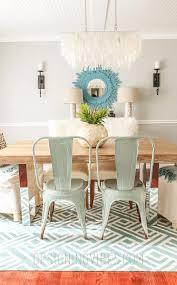 Coastal Home Decor Bringing Rustic Coastal Vibes To My Dining Room