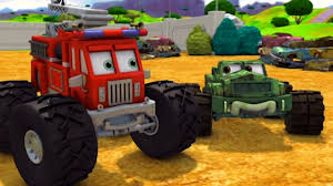 big monster trucks videos jellytelly u2013 monster truck adventures