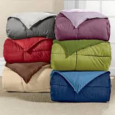 86 X 86 Comforter Northcrest Down Alternative Hypoallergenic Comforter