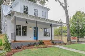 check out a modern farmhouse on the market in atlanta curbed