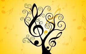 musical tree wallpaper wallpapers 23715