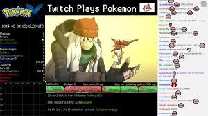 Twitch Plays Pokemon Twitch Plays Pokemon Know Your Meme - twitch plays pok礬mon x final battle vs diantha az youtube
