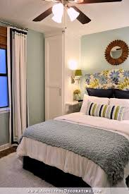 Bedroom Makeover On A Budget Small Condo Small Budget Bedroom Makeover U2013 Before U0026 After
