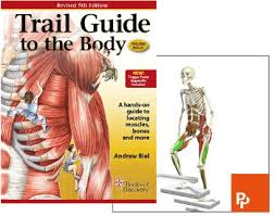 Primal Anatomy App Trail Guide To The Body 5th Edition With Interactive 3d