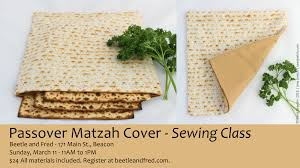 passover matzah cover passover matzah cover sewing class at beetle and fred beacon