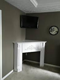 fireplace fireplace for bedroom faux fireplace for bedroom diy corner mantel fireplace