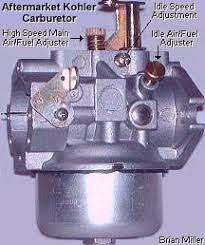 information about carburetors various fuels and fuel systems for