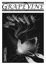 spirit halloween grapevine lampeter grapevine issue 45 dec 2016 jan 2017 by lampeter