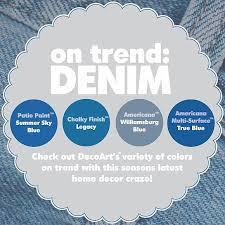 Home Decor Trend Decoart Blog Trends Home Decor Trend Denim