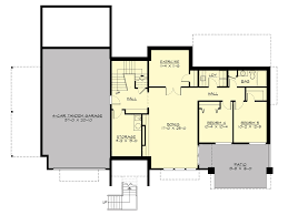 Contemporary Plan by Contemporary Style House Plan 4 Beds 3 00 Baths 4366 Sq Ft Plan