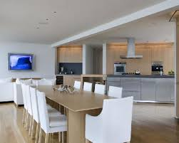 Tv In Dining Room Simple Open Kitchen Dining Room Designs Other Living Plan Ideas
