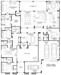 country style 5 bedroom house plan house plan house floor plans