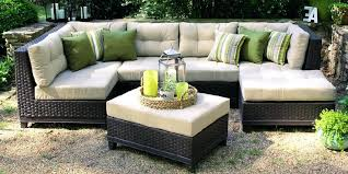 Sectional Patio Furniture Sets Outdoor Rattan Wicker Sofa Sectional Patio Furniture Set 2018