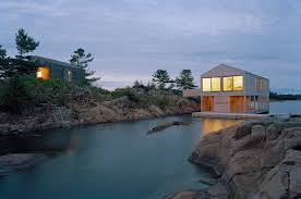 floating houses floating house canada most beautiful houses in the world