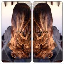 sebastian cellophane colors honey balayage in black hair we do honey cellophane