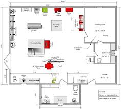 Wood Workshop Layout Images | woodshop design layout a recent kitchen renovation project inspires
