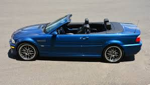 Bmw M3 Blue - 2002 bmw m3 convertible in topaz blue metallic with black leather