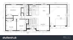 split level homes floor plans floor split level house floor plans