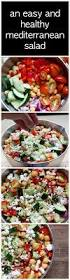 Easy Salad Recipe by Best 25 Easy Salad Recipes Ideas On Pinterest Easy Salads