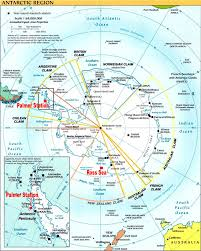 map of antarctic stations esf in antarctica research at suny esf
