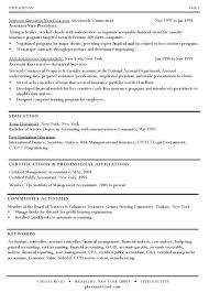 Accounts Receivable Resume Objective Examples by Controller Resume Examples