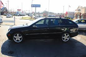 2002 mercedes c320 black 4dr wagon used car sale