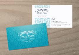 one day business card design by sherly gunawan at coroflot com