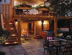 easy steps for building a deck pergola deck pergola pergola