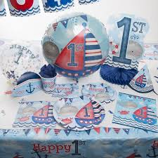 nautical party supplies nautical birthday party supplies walmart
