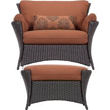 Deep Seating Patio Furniture Sets - strathmere allure 2 piece seating set strathallure2pc