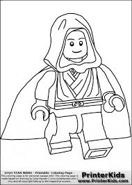 skywalker lego star wars kids printable coloring fun