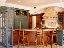 Spanish Style Home Decorating Ideas by Tuscan Style Decorating Armchair Decorative Above Kitchen