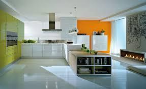 Orange And White Kitchen Ideas Luxurious Italian Kitchens From Pedini