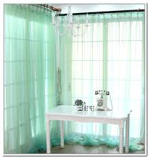 Mint Colored Curtains Seafoam Green Curtains Teawing Co