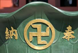 did the swastika symbol really originate in some eastern religions