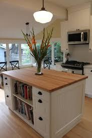 oak wood saddle glass panel door ikea kitchen island hack