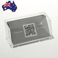 Desk Card Holders For Business Cards Business Cards Ebay