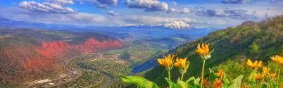 Glenwood Springs Colorado Map by Glenwood Springs Weather Roaring Fork Valley Colorado