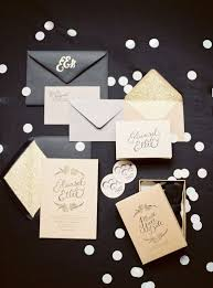 new years wedding invitations 28 stationery ideas for winter weddings weddingomania