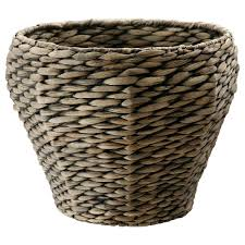 Large Wicker Vases Indoor Plant Pots U0026 Hanging Planters Ikea