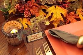 thanksgiving vacations lovetoknow