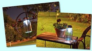 solar light crafts easy diy outdoor mason jar solar lights your patio will be proud