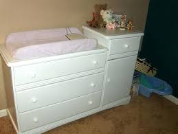 Changing Tables Cheap Baby Dresser Changing Table Photo 1 Of White Dresser Changing