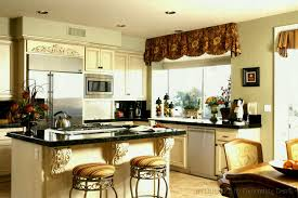 window treatments for kitchens kitchen elegant curtains flowers style also delectable picture