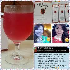 Teh Wmp wmp slim juice