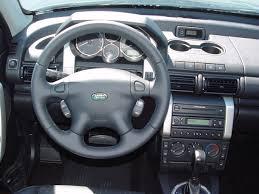 land rover freelander 2004 2004 land rover freelander steering wheel interior photo