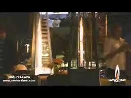 Lava Heat Italia Patio Heater by Lava Heat Italia Lhi 2g 66btu Hb Lp Patio Heater 2g Propane Youtube
