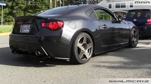 frs scion modified rexpeed aero scion frs bodykit youtube