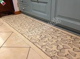 tappeti stile shabby by suardi tappeto arredo passatoia cucina cuori sweet shabby